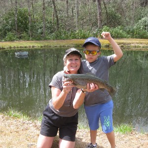 Fishing Cedar Mountain Brevard Hendersonville NC