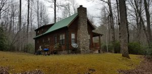 Cedar Mountain vation rental near Brevard and Hendersonville NC
